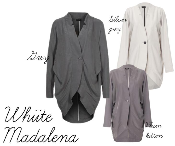 Whiite Madalene