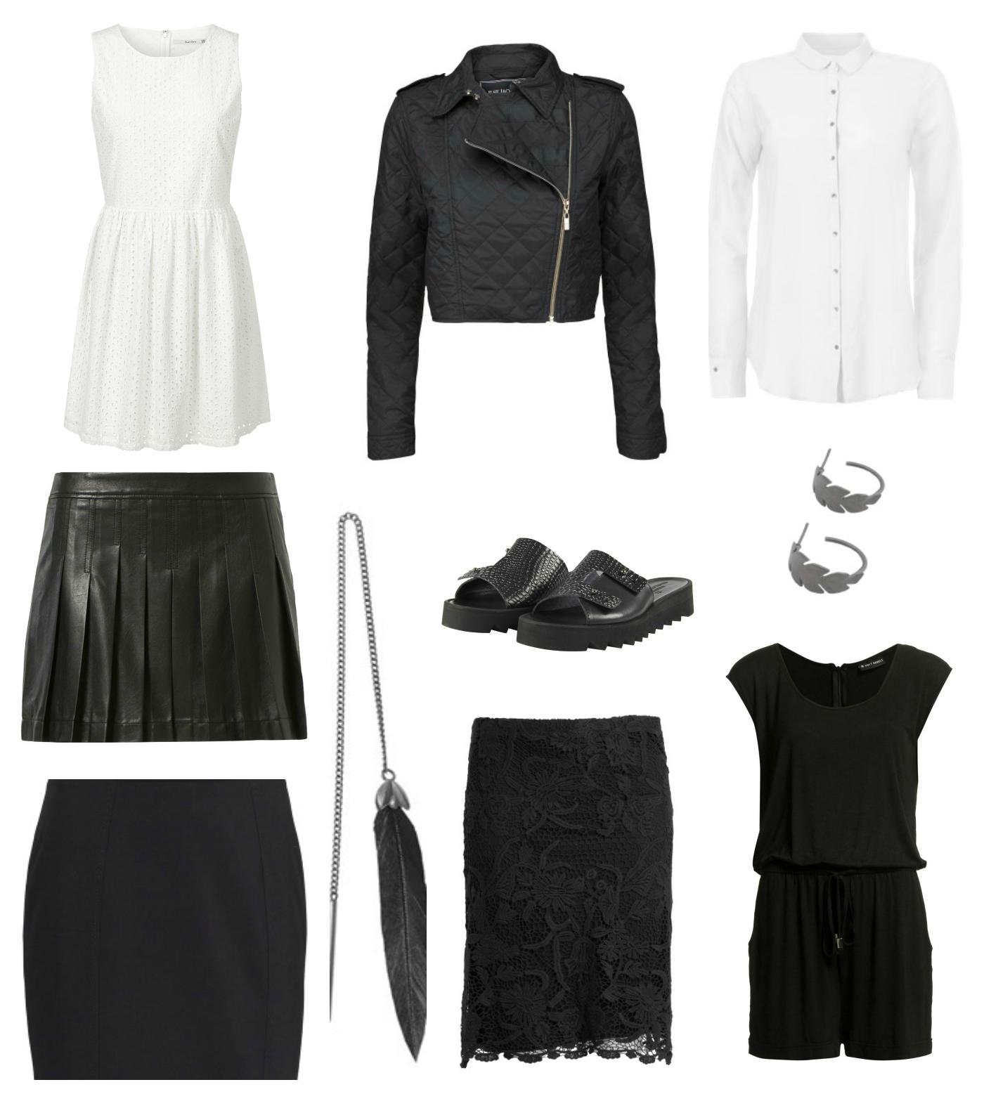 Black and white designers remix