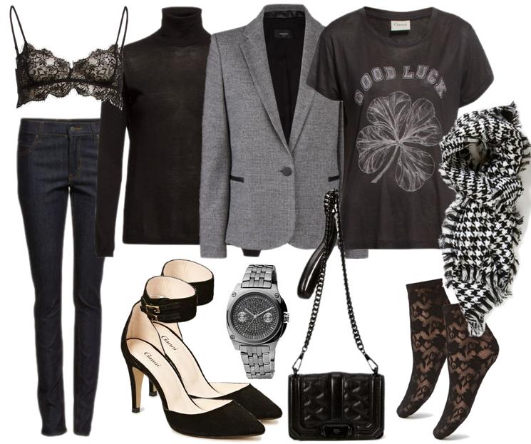 jeans og blazer 2
