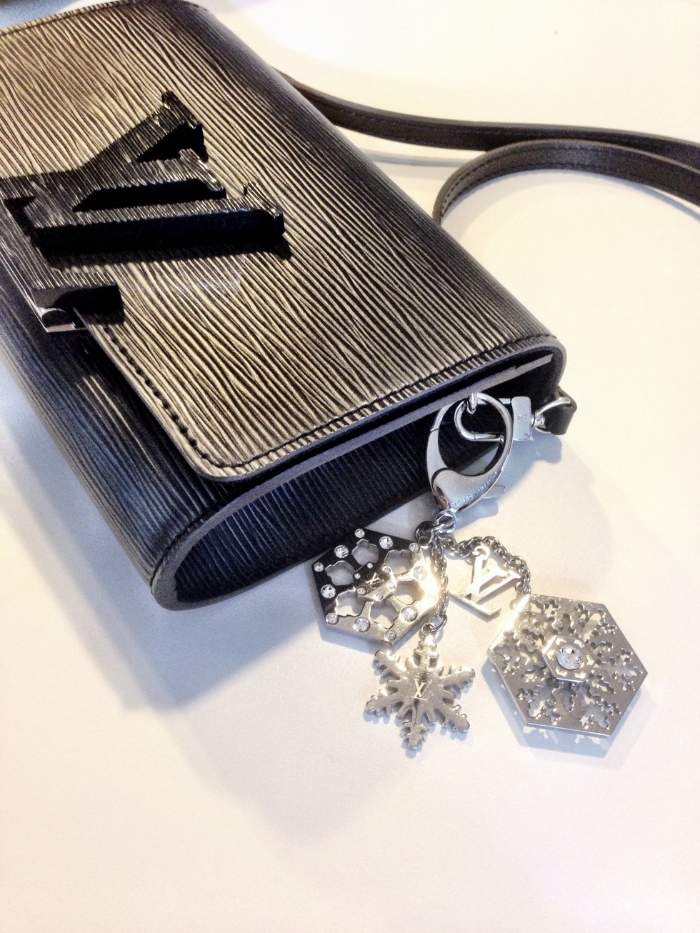 Louis Vuitton epi louise snowflake
