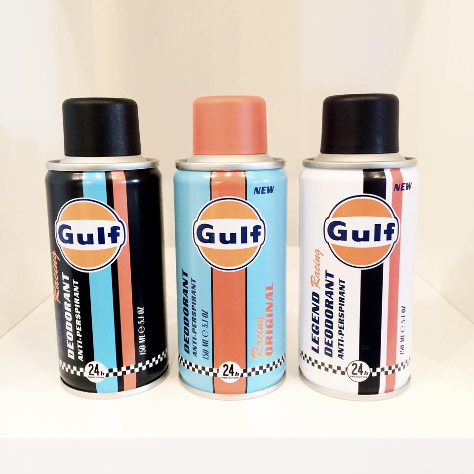 gulf deodorant