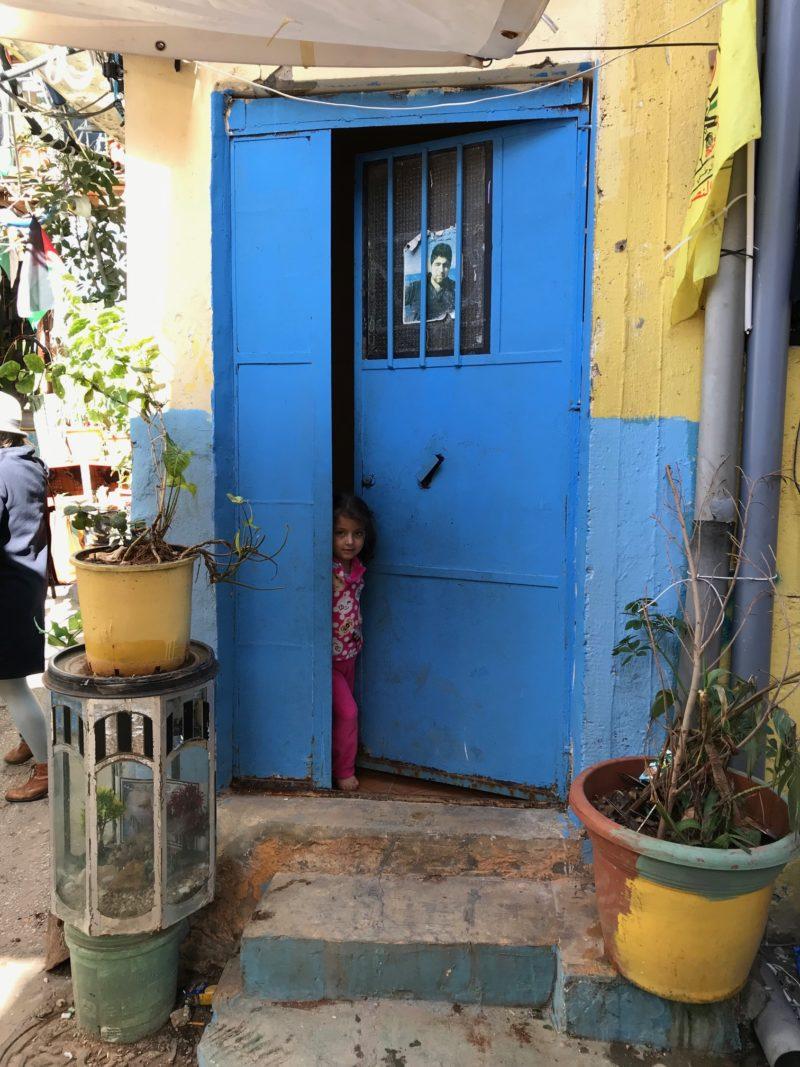Libanon fattigdom beirut