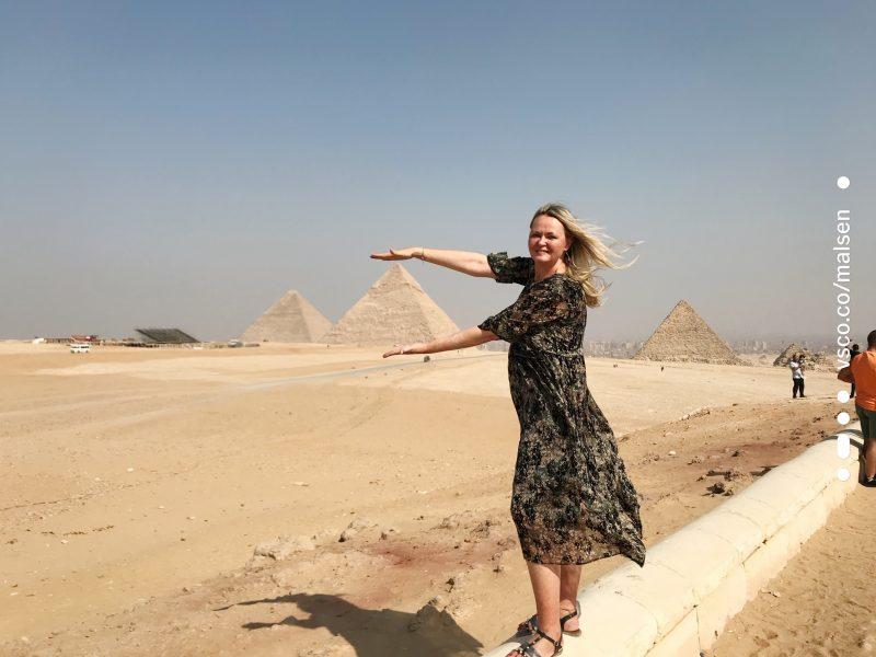Egypten pyramiderne